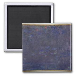 Aimant Nénuphars de Claude Monet | : Réflexions des
