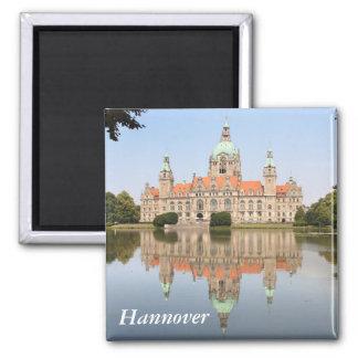 Aimant Neues Rathaus à Hanovre