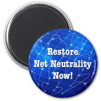 Aimant Neutralité nette de restauration maintenant !