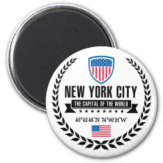 Aimant New York