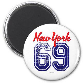 Aimant New York 69 sports par VIMAGO
