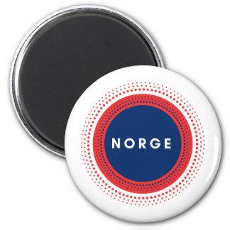 Aimant Norge Norvège
