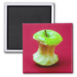 Aimant Noyau vert de pomme