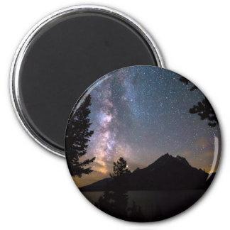 Aimant Nuit de galaxie de Teton