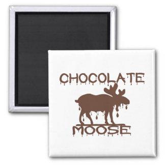 Aimant Orignaux de chocolat