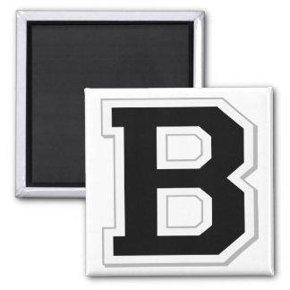 Aimant Orthographiez-le la lettre initiale B dans