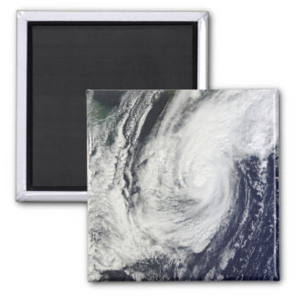 Aimant Ouragan Chaba au-dessus des îles de Ryukyu, Japon
