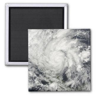 Aimant Ouragan IDA au-dessus du Nicaragua