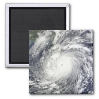 Aimant Ouragan Megi