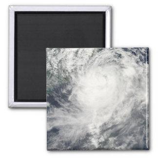 Aimant Ouragan Morakot au-dessus de Taïwan
