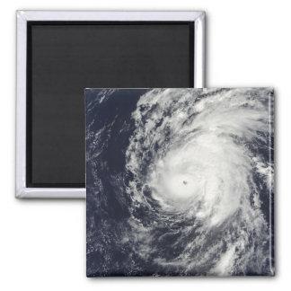Aimant Ouragan Neki à l'ouest d'Hawaï