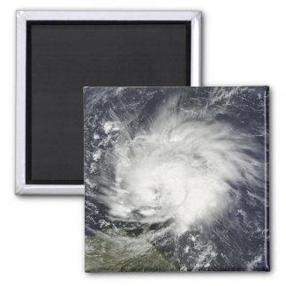 Aimant Ouragan Tomas au-dessus des Antilles