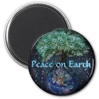Aimant Paix sur terre