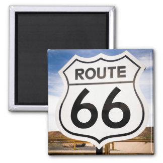 Aimant Panneau routier de l'itinéraire 66, Arizona
