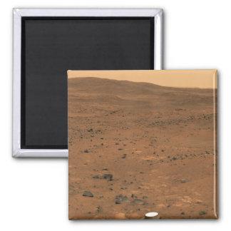 Aimant Panorama partiel de Seminole de Mars