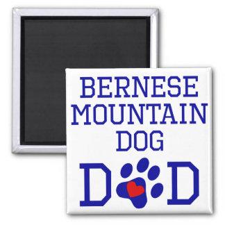 Aimant Papa de chien de montagne de Bernese