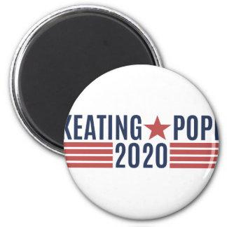 Aimant Pape 2020 de Keating