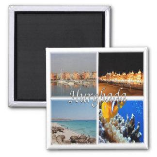 Aimant PAR EXEMPLE * l'Egypte - la Mer Rouge - Hurghada -