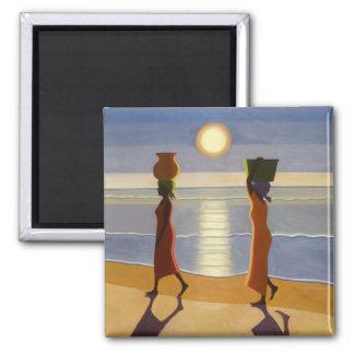 Aimant Par la plage 2007