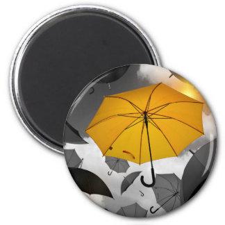 Aimant parapluie