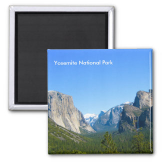 Aimant Parc national de Yosemite