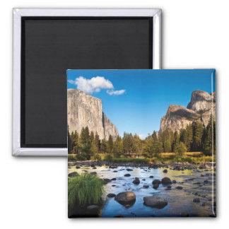 Aimant Parc national de Yosemite, la Californie