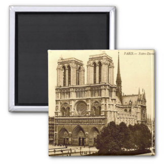 Aimant - Paris, cathédrale de Notre-Dame
