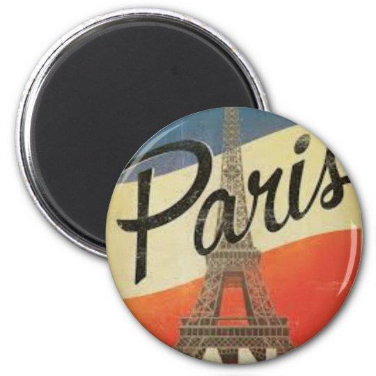Aimant Paris France Vintage