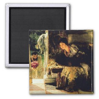 Aimant Pas bienvenus d'Alma-Tadema |, 1883