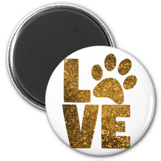Aimant Paw Love