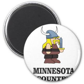 Aimant Pays du Minnesota