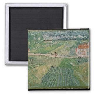 Aimant Paysage de Vincent van Gogh   chez Auvers