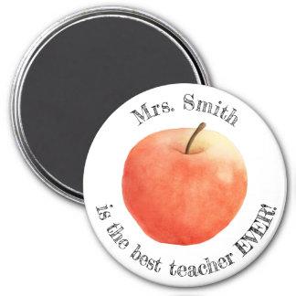 """Aimant personnalisable du """"meilleur professeur"""