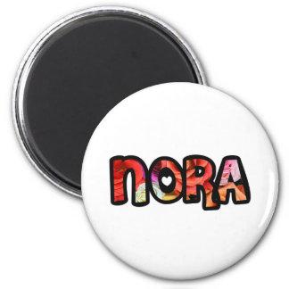 Aimant personnalisé Nora