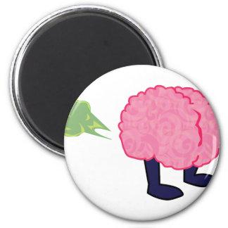 Aimant Pet de cerveau