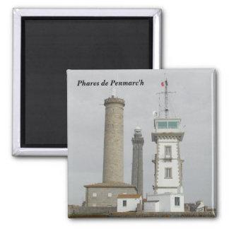 Aimant Phares de Penmarc'h -