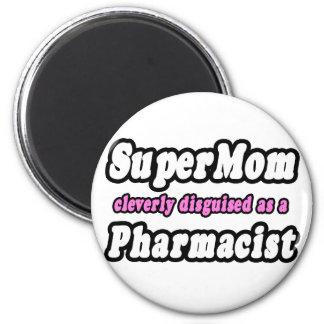 Aimant Pharmacienne de SuperMom…