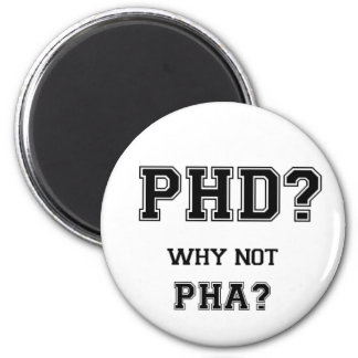 Aimant PhD ? Pourquoi pas PhA ? Père d'Asiatique de