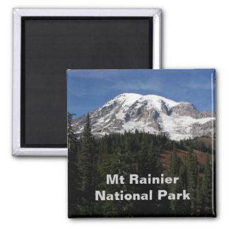 Aimant Photo de voyage de parc national de mont Rainier