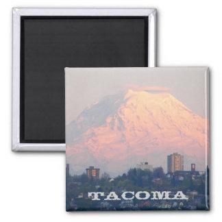 Aimant Photo de voyage de Tacoma, Washington