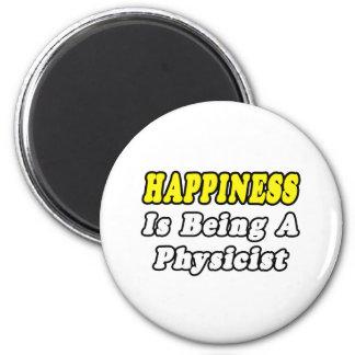 Aimant Physicien de bonheur…