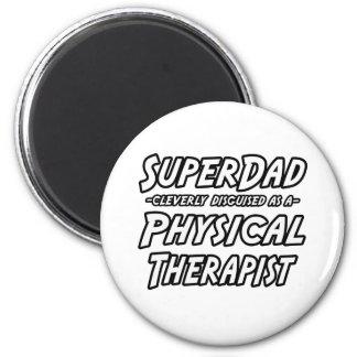 Aimant Physiothérapeute de SuperDad…