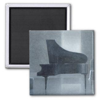 Aimant Piano noir 2004