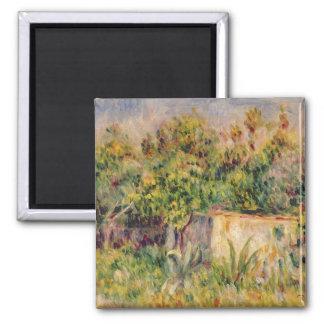 Aimant Pierre un cabine de Renoir   dans une clairière
