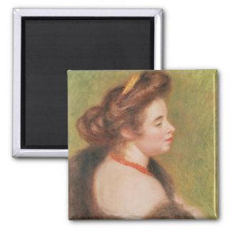 Aimant Pierre un portrait de Renoir | de Mme. Maurice