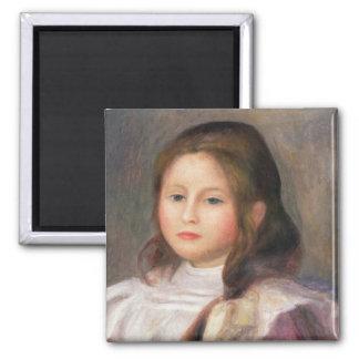 Aimant Pierre un portrait de Renoir   d'un enfant 2
