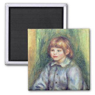 Aimant Pierre un portrait posé par   de Renoir de Claude