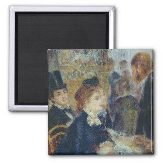 Aimant Pierre un Renoir   chez le Caf�