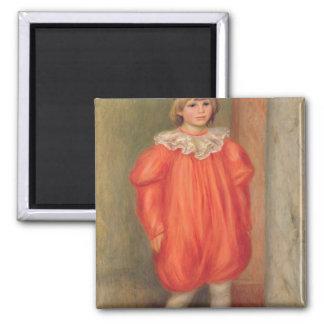 Aimant Pierre un Renoir   Claude Renoir dans un costume