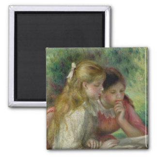 Aimant Pierre un Renoir   la lecture